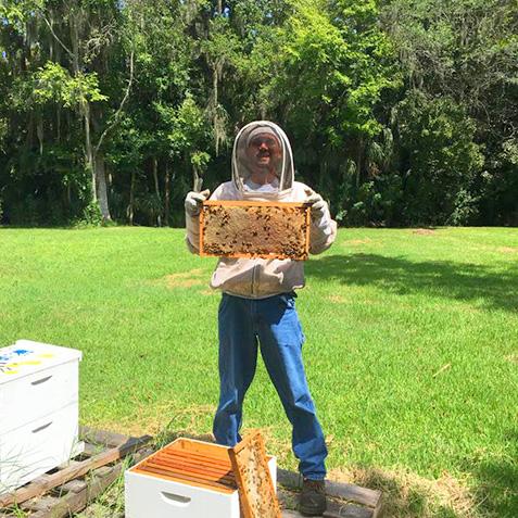 Dennis The Bee Guy